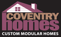 Coventry Homes Inc. Custom Modular Homes Logo